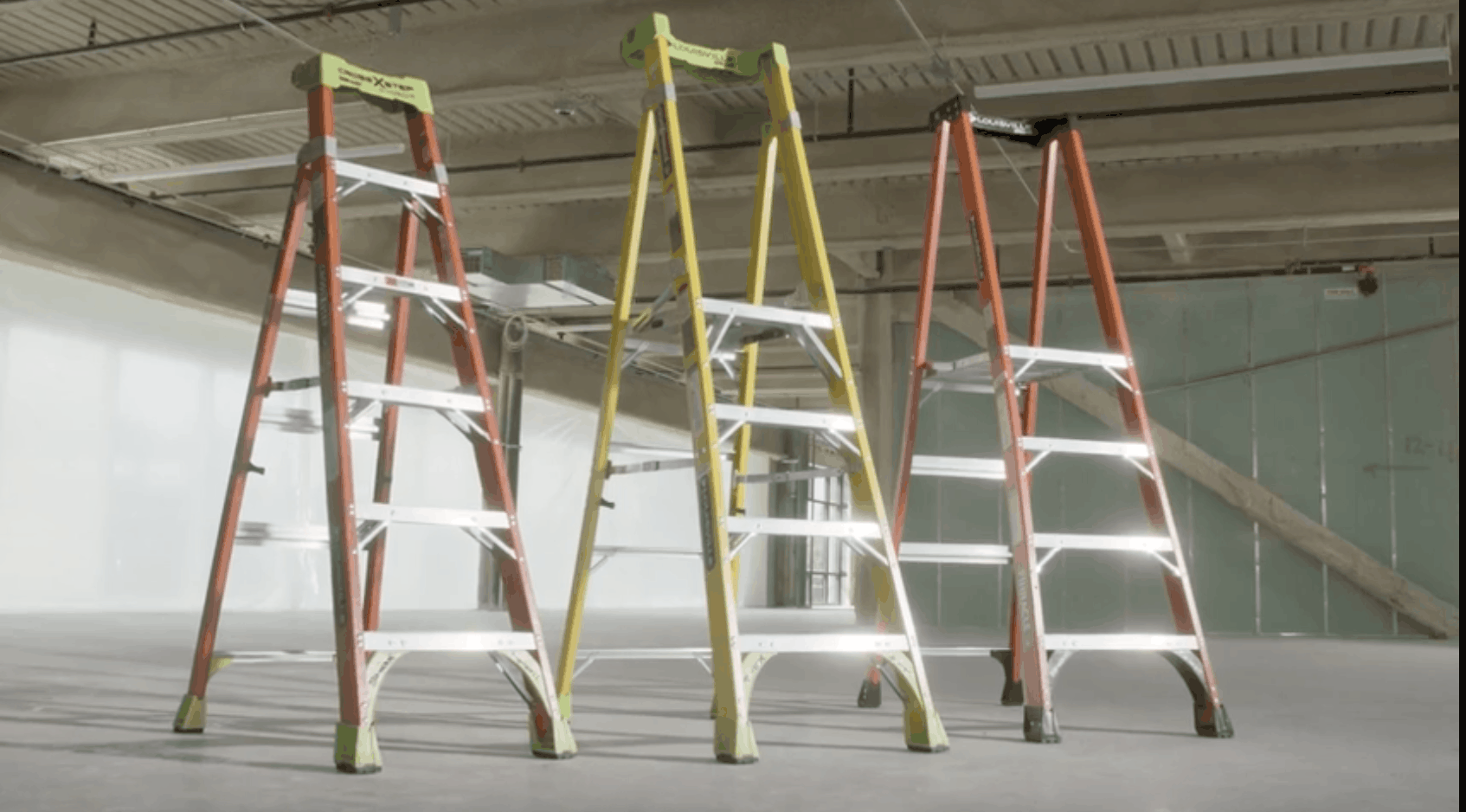 Lousville Ladder - Top Three Products